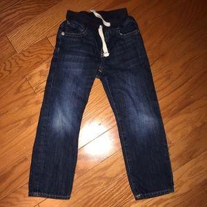 Gap boy jeans size 5t